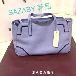 サザビー(SAZABY)のショルダーバッグ  SAZABY ☆新品☆(ショルダーバッグ)