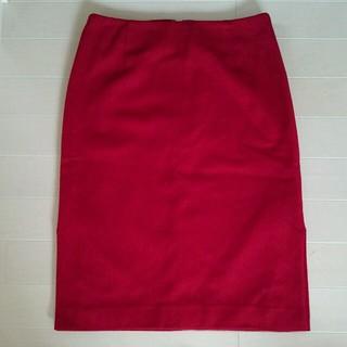 ルシェルブルー(LE CIEL BLEU)のLE CIEL BLEU(ひざ丈スカート)