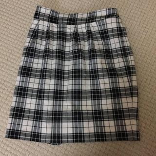 レイカズン(RayCassin)のRAYCASSINチェックタイトスカート(ひざ丈スカート)