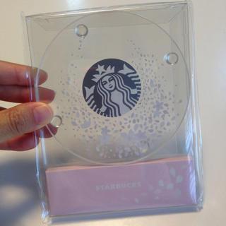 スターバックスコーヒー(Starbucks Coffee)の韓国スターバックス 桜 さくら コースター 花 マグカップ 台湾 海外 スタバ (キャラクターグッズ)