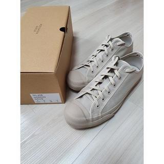 ワンエルディーケーセレクト(1LDK SELECT)のSTUDIO NICHOLSON:Merino Canvas Shoes(スニーカー)