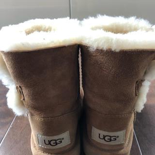 アグ(UGG)のUGG キッズブーツ 15センチ ベージュ(ブーツ)