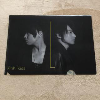 キンキキッズ(KinKi Kids)のKinKi Kids Lalbum クリアファイル(クリアファイル)