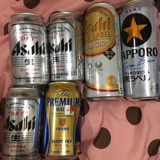 アサヒ(アサヒ)の生ビール詰め合わせ6本(ビール)
