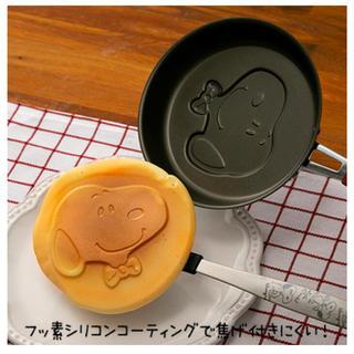 ディズニー(Disney)のスヌーピー ホットケーキパン(鍋/フライパン)