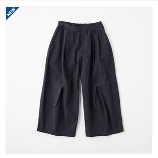 イデー(IDEE)のPOOL いろいろの服 ニータックパンツ(クロップドパンツ)