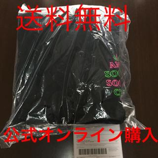 アンチ(ANTI)のanti social social club 777 Black Hoodie(パーカー)