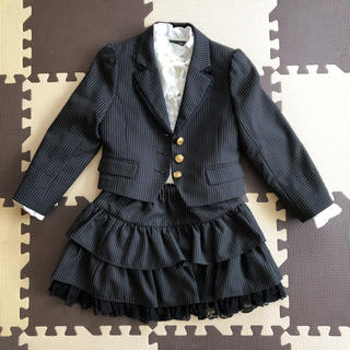 MICHIKO LONDON KOSHINO 女の子 フォーマルスーツ 120(ドレス/フォーマル)
