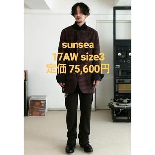 SUNSEA - sunsea 17AW size3