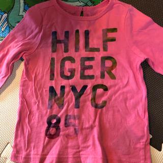 トミーヒルフィガー(TOMMY HILFIGER)のTommyロンT☆2T(Tシャツ/カットソー)