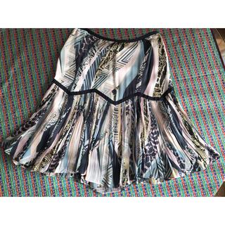 エポカ(EPOCA)のEPOCA 絹スカート(ひざ丈スカート)