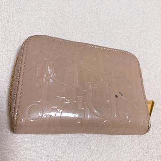 クリスチャンディオール(Christian Dior)の◆Christian Dior ディオール コインケース 財布 ピンク(コインケース)
