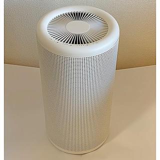 ムジルシリョウヒン(MUJI (無印良品))の【18年製美品☆】無印良品× BALMUDA(バルミューダ)空気清浄器(空気清浄器)