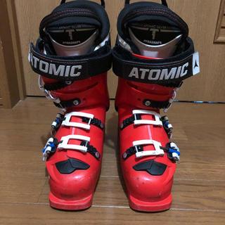 アトミック(ATOMIC)のスキーブーツ(ブーツ)