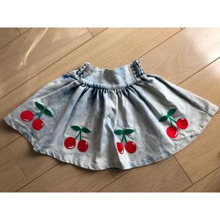ジェニィ(JENNI)のJENNI デニムスカート size130(スカート)