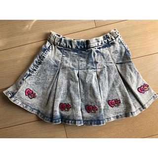 ジェニィ(JENNI)のJENNI スカート size130(スカート)