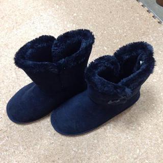 破格‼︎黒ムートン(ブーツ)