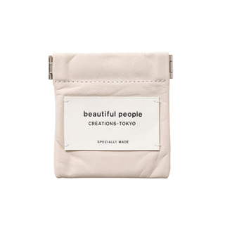ビューティフルピープル(beautiful people)のbeautiful people レザースモールケース(ポーチ)