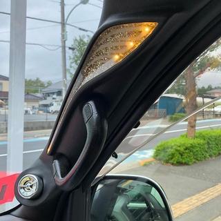 ハイエース200系 ライティングピラー左右セット(車内アクセサリ)