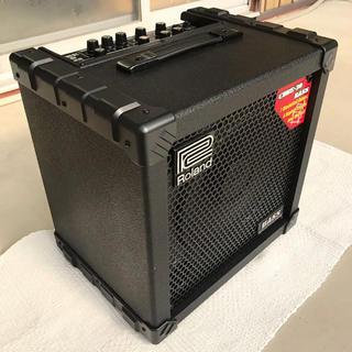 ローランド(Roland)のベースアンプ Roland cube 30 bass おまけつき(ベースアンプ)