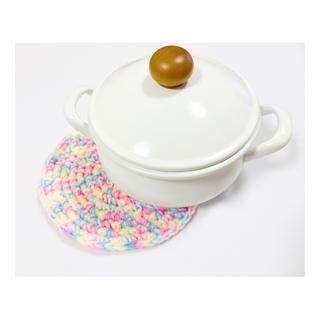 鍋敷き/グラタン皿敷き①(キッチン小物)