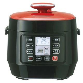 コイズミ(KOIZUMI)の【値下げしました!】コイズミ 電気圧力鍋(調理機器)