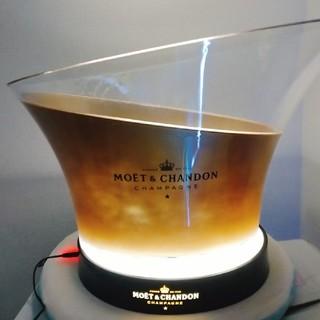 モエエシャンドン(MOËT & CHANDON)のモエ エ シャンドン大型シャンパンクーラー(アルコールグッズ)