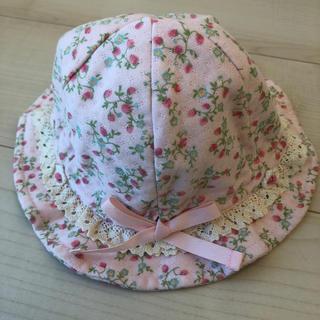 Souris - スーリー いちご帽子