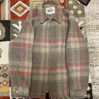 ウールリッチ(WOOLRICH)のwoolrich ジャケット 70年代 白タグ(ブルゾン)