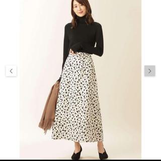 ナチュラルビューティーベーシック(NATURAL BEAUTY BASIC)の今期 スカート (ロングスカート)