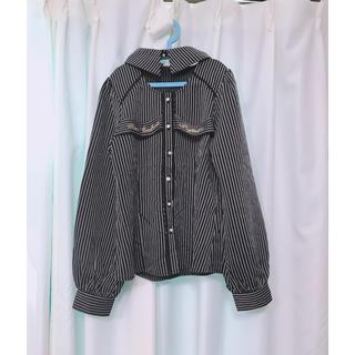 アクシーズファム(axes femme)のシャツ(シャツ/ブラウス(長袖/七分))