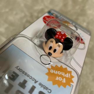 ディズニー(Disney)の新品*ケーブルバイト ミニー(その他)