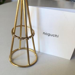 ノグチ ダイヤ ゴールド リング  11号 箱・保証書付き(リング(指輪))