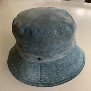 ヘレンカミンスキー(HELEN KAMINSKI)のHELEN KAMINSKI  ヘレンカミンスキー スエード  帽子 ハット L(ハット)