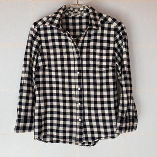アウラアイラ(AULA AILA)のネルシャツ(シャツ/ブラウス(長袖/七分))