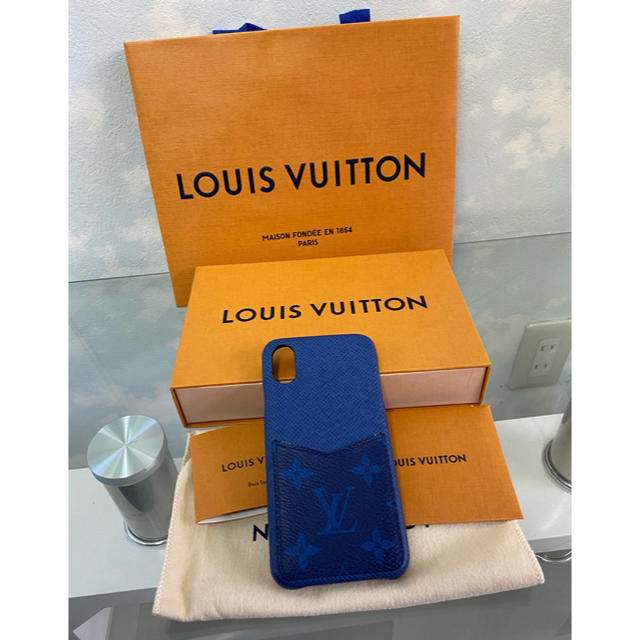 LOUIS VUITTON - ルイヴィトン iPhone バンパー ケース の通販