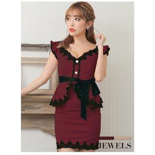 ジュエルズ(JEWELS)のドレス(ミディアムドレス)