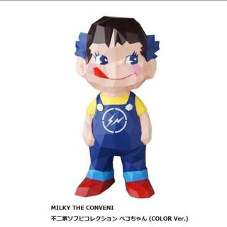 フジヤ(不二家)のMILKY THE CONVENI 不二家ソフビコレクション ペコちゃん(キャラクターグッズ)