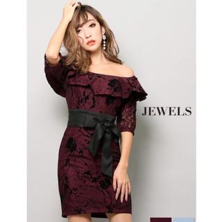 ジュエルズ(JEWELS)のドレス(ミニドレス)