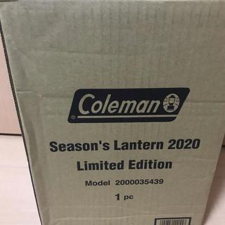 コールマン(Coleman)のコールマン シーズンズ ランタン 限定 マスタード(ライト/ランタン)