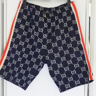 Gucci - 国内正規品 ケリング タグ GUCCI グッチ ショートパンツ トラックパンツ