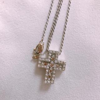 ダミアーニ(Damiani)の正規品ダミアーニベルエポック ブラウンダイヤ ネックレス(ネックレス)