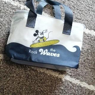 ミッキーマウス(ミッキーマウス)の新品未使用 ミッキーマウス アルミバック(トートバッグ)