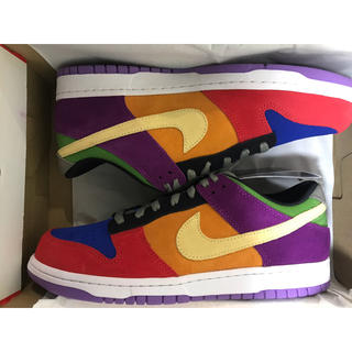"ナイキ(NIKE)のNIKE DUNK LOW SP ""VIOTECH"" 28.5cm(スニーカー)"