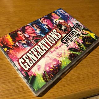 GENERATIONS - GENERATIONS LIVETOUR2016 SPEEDSTER DVD