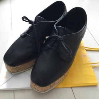 フォーエバートゥエンティーワン(FOREVER 21)の【forever21 】フェイクレザーオックスフォードシューズ(ローファー/革靴)