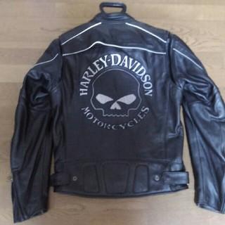 ハーレーダビッドソン(Harley Davidson)のハーレー皮ジャン ウィリーG(レザージャケット)