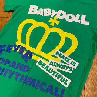 ベビードール(BABYDOLL)のBABY DOLL ベビードール 半袖 M(Tシャツ/カットソー(半袖/袖なし))