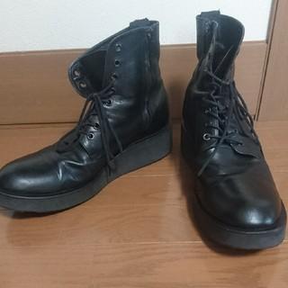 ラッドミュージシャン(LAD MUSICIAN)のラッドミュージシャン ブーツ サイズ46 27.5~28.5(ブーツ)