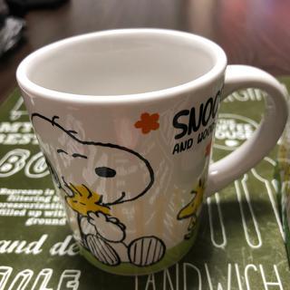 スヌーピー(SNOOPY)のマグカップ(マグカップ)